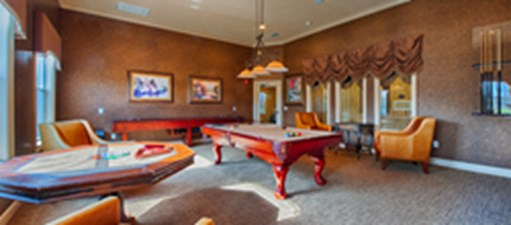 Gameroom at Listing #147052