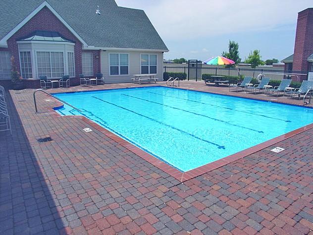 Pool at Listing #140723