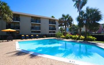 Pool at Listing #138499