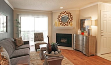 Living Room at Listing #136076