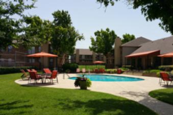Pool at Listing #135828