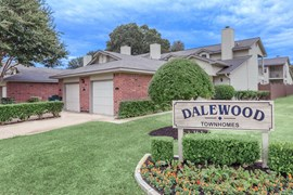 Dalewood Townhomes Apartments Austin TX