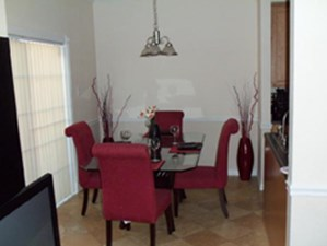 Dining at Listing #136386