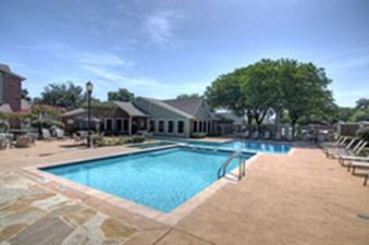 Pool at Listing #137133