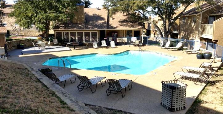 Pool at Listing #136766