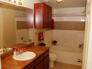 Bathroom at Listing #144470