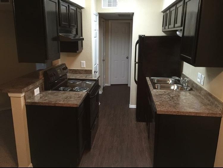 Kitchen at Listing #137505