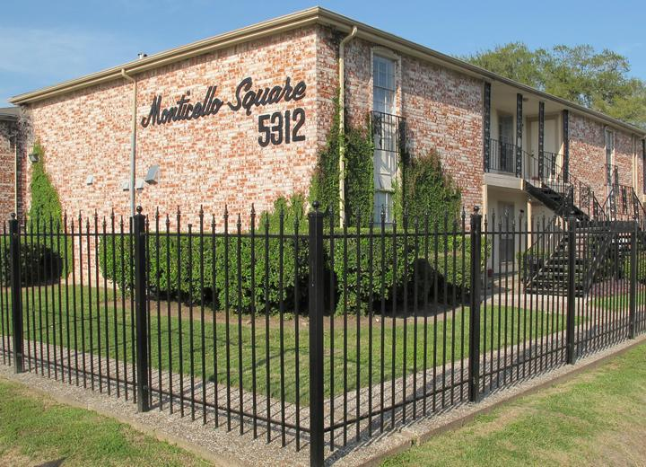 Monticello Square Apartments Houston TX