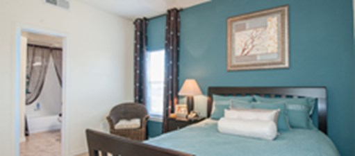Bedroom at Listing #144701