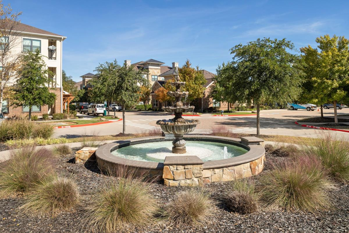 Fountain at Listing #238916