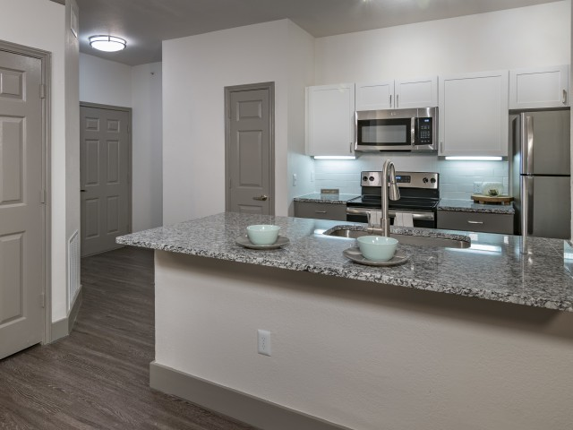 Kitchen at Listing #140656