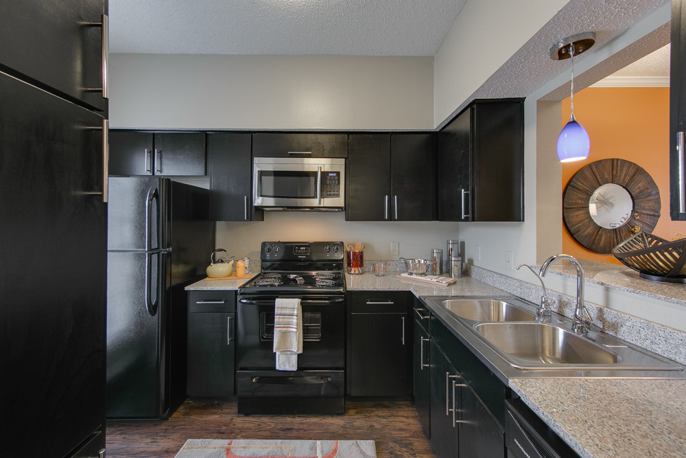 Kitchen at Listing #135737