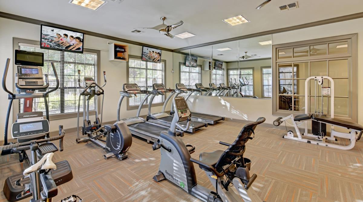 Fitness at Listing #144219