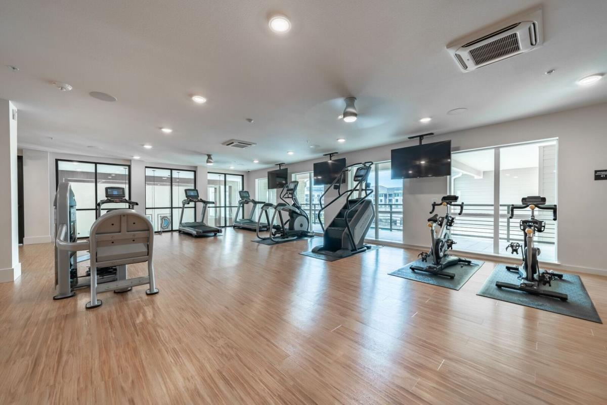 Fitness at Listing #302285