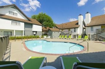 Pool at Listing #277578