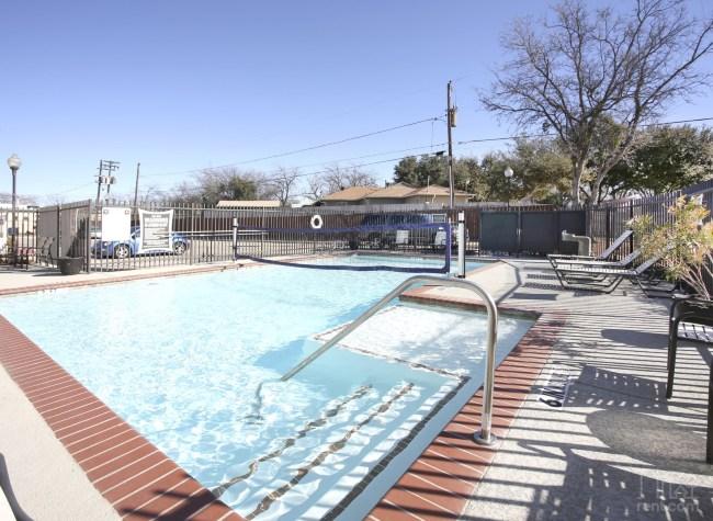 Pool at Listing #146887