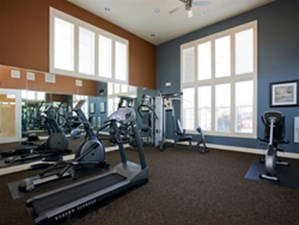 Fitness Center at Listing #147733