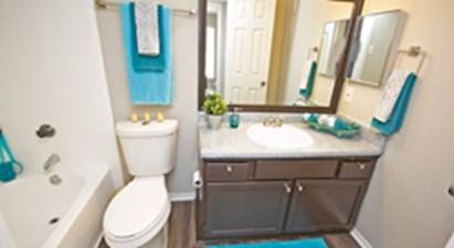 Bathroom at Listing #135912