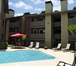 Pool at Listing #136476