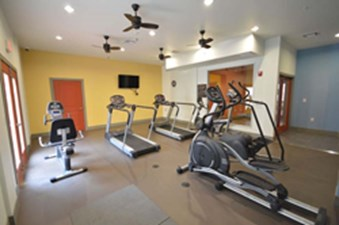 Fitness Center at Listing #239466