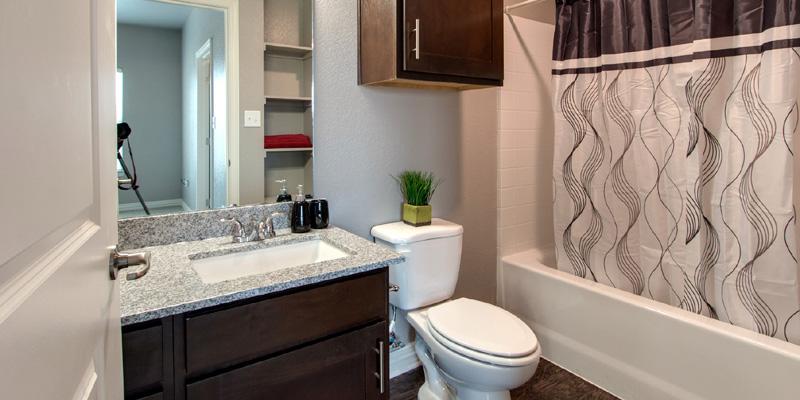 Bathroom at Listing #147713