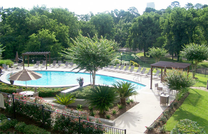 Pool at Listing #138974