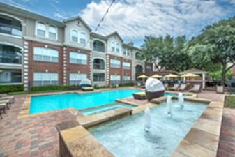 Pool at Listing #137849