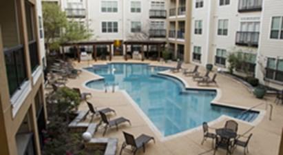 Pool at Listing #153269