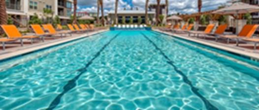 Pool at Listing #296106