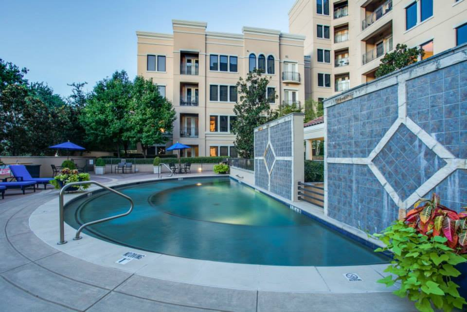 Pool at Listing #138031