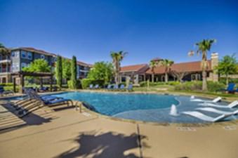 Pool at Listing #144932