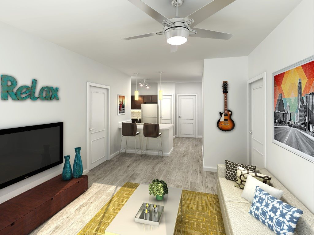 Living Area at Listing #282820