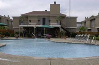 Pool at Listing #135659