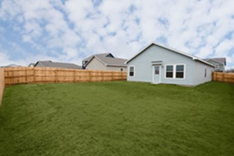 Private Yard at Listing #333492