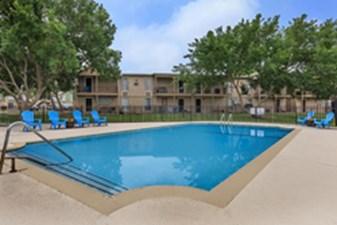 Pool at Listing #139588
