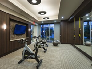 Fitness at Listing #236617