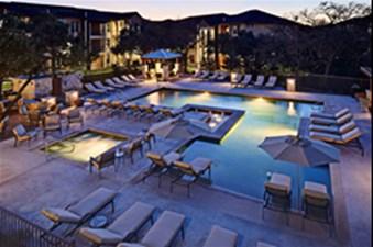 Pool at Listing #239137