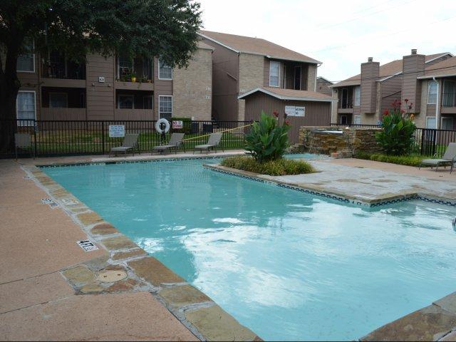 Pool at Listing #137229