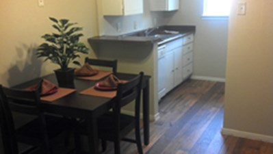 Dining/Kitchen at Listing #137480