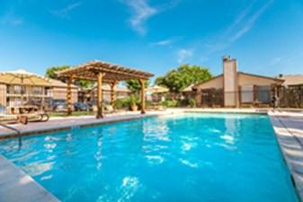 Pool at Listing #139387