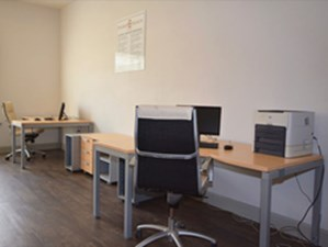 Business Center at Listing #144648