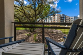 Patio at Listing #153053
