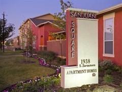 San Juan Square I Apartments San Antonio TX