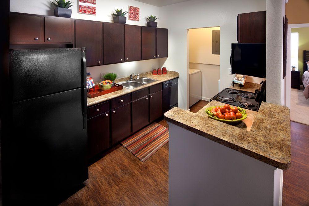 Kitchen at Listing #237358