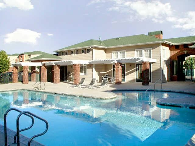 Pool at Listing #140745