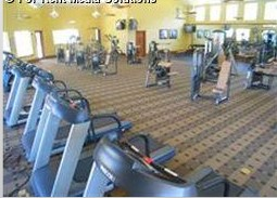 Fitness Center at Listing #140749
