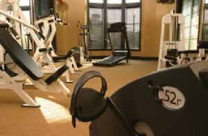 Fitness Center at Listing #145792