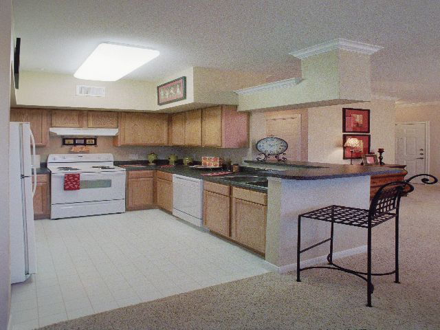 Kitchen at Listing #139613