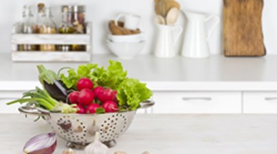 Kitchen at Listing #136417