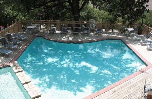Pool at Listing #140439